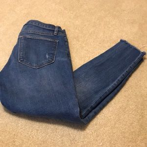 GAP Jeans - Gap 1969 True skinny ankle jeans